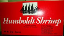 Humbolt Shrimp