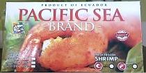 PACIFIC SEA SHRIMP BOX